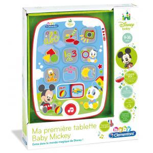 Clementoni - 62496 - Ma première Tablette Baby Mickey (185351)