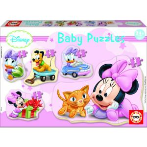Educa - 15612 - Puzzle Baby Minnie (187005)