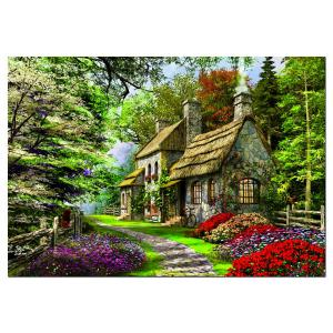 Educa - 15536 - Puzzle 2000 le cottage aux œillets (187137)