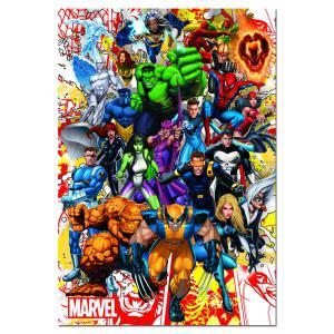 Educa - 15560 - Puzzle 500 les héros de Marvel (187181)