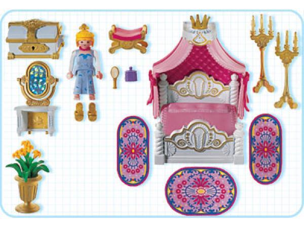 Playmobil - Chambre de la princesse