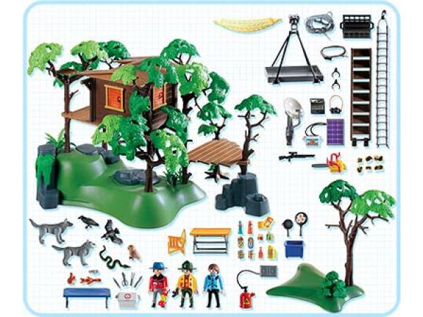 playmobil aventuriers campement. Black Bedroom Furniture Sets. Home Design Ideas