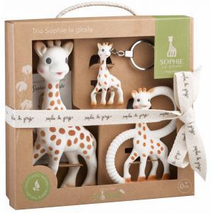 Sophie la girafe - 220114 - Trio Sophie la girafe So'pure (191749)