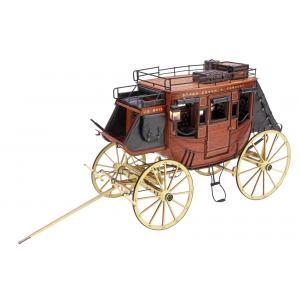Artesania - 20340 - Maquette Diligence 1848 (191948)