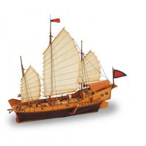 Artesania - 18020 - Bateau Red dragon jonque chinoise (191974)