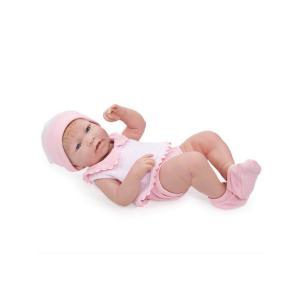 Berenguer / JC Toys - 18105 - Poupon Newborn nouveau né blond sexué garçon 43 cm (193883)