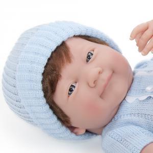 Berenguer - 18516 - Poupon Newborn nouveau né sourieur sexué garçon 38 cm (193889)