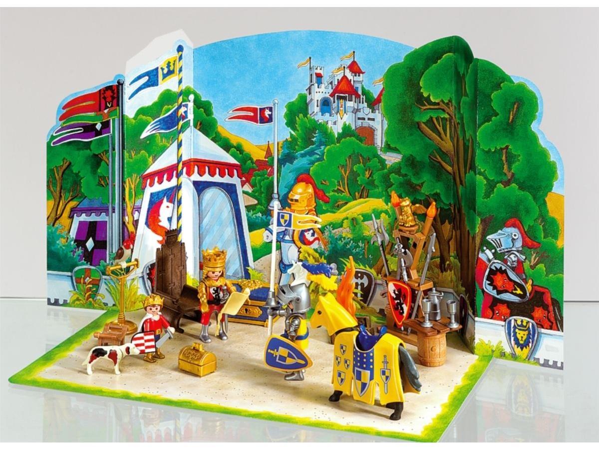 Playmobil Calendrier.4153 Calendrier De L Avent Chevalier