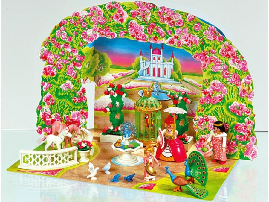 Calendrier L Avent Playmobil.4154 Calendrier De L Avent Princesse