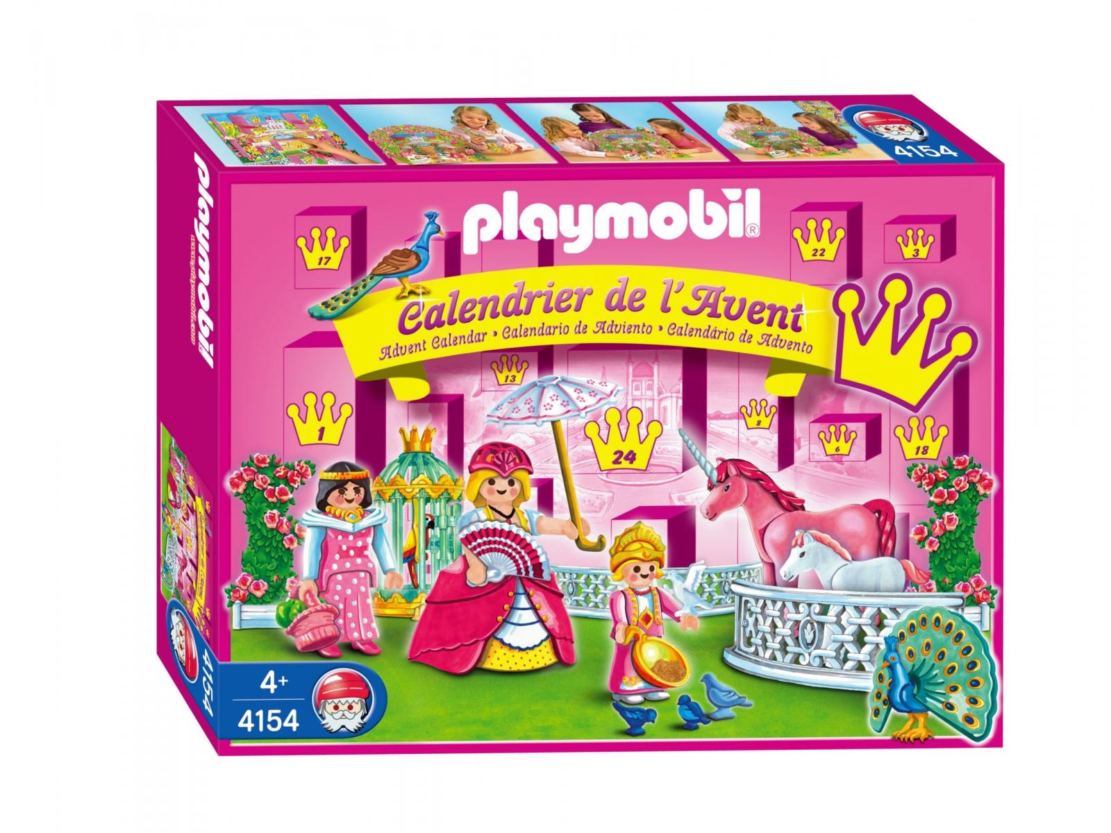 Stunning playmobil feeriques princesse contemporary for Chambre princesse