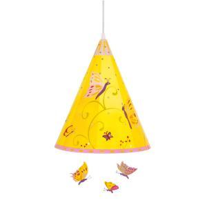 L'oiseau bateau - NUI0028 - Suspension Fille papillons, Les Nuitéjours (194917)