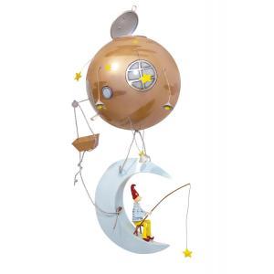 L'oiseau bateau - SCH0001 - Les Schlumpeters : Lune (195111)
