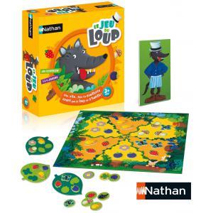 Nathan - 31129 - Le Jeu du loup (198403)