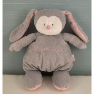 Dimpel - 883012 - Poupée Baby amour pink - gris-clair (199697)