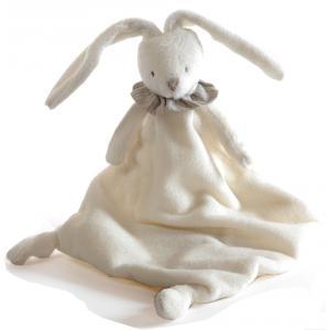 Dimpel - 892463 - Doudou lapin  Celestine crème-beige gris (199729)