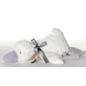 Dimpel - 882817 - Peluche canard Celine 32 cm blanc (199733)