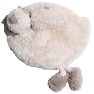 Dimpel - 882362 - Doudou poule Corine blanche (199783)
