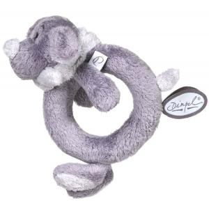 Dimpel - 811434 - Hochet chien Fifi gris foncé (199811)