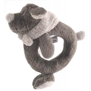 Dimpel - 810433 - Hochet chien Fifi brun gris (199817)