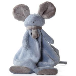 Dimpel - 822536 - Mona souris doudou - bleu et beige-gris (199857)