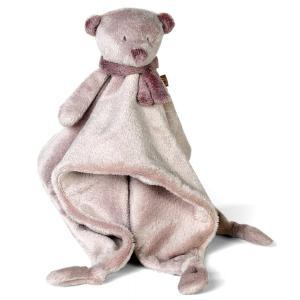 Dimpel - 882661 - Doudou ours Noann beige gris (199931)