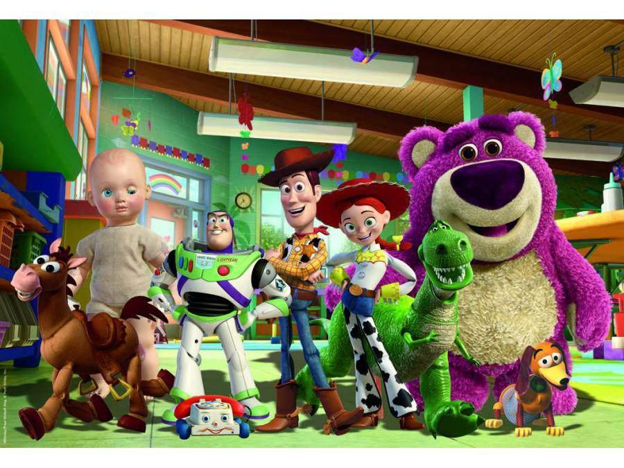 ravensburger puzzle 2 x 24 pi 232 ces les jouets 224 la garderie story 3