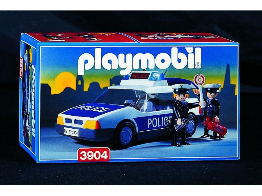 playmobil 123 voiture de police. Black Bedroom Furniture Sets. Home Design Ideas