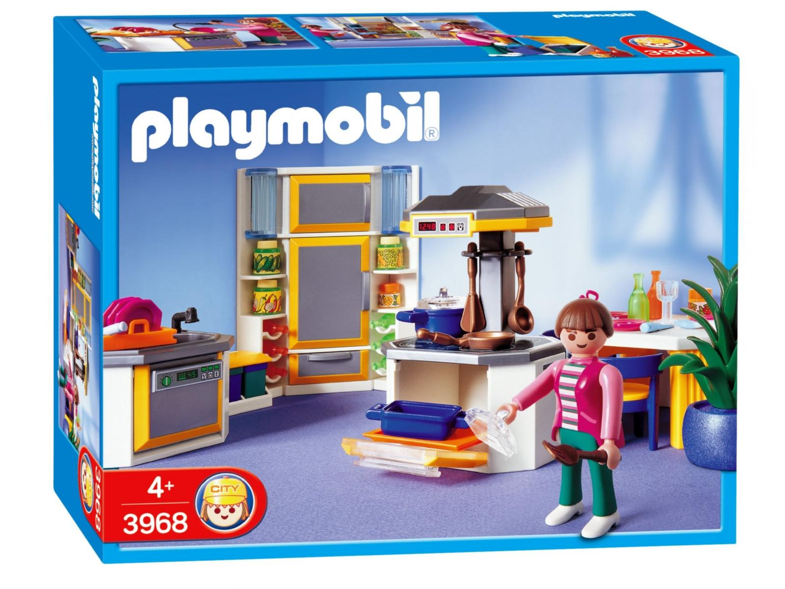Beautiful cuisine maison moderne playmobil contemporary for Cuisine playmobil 5582