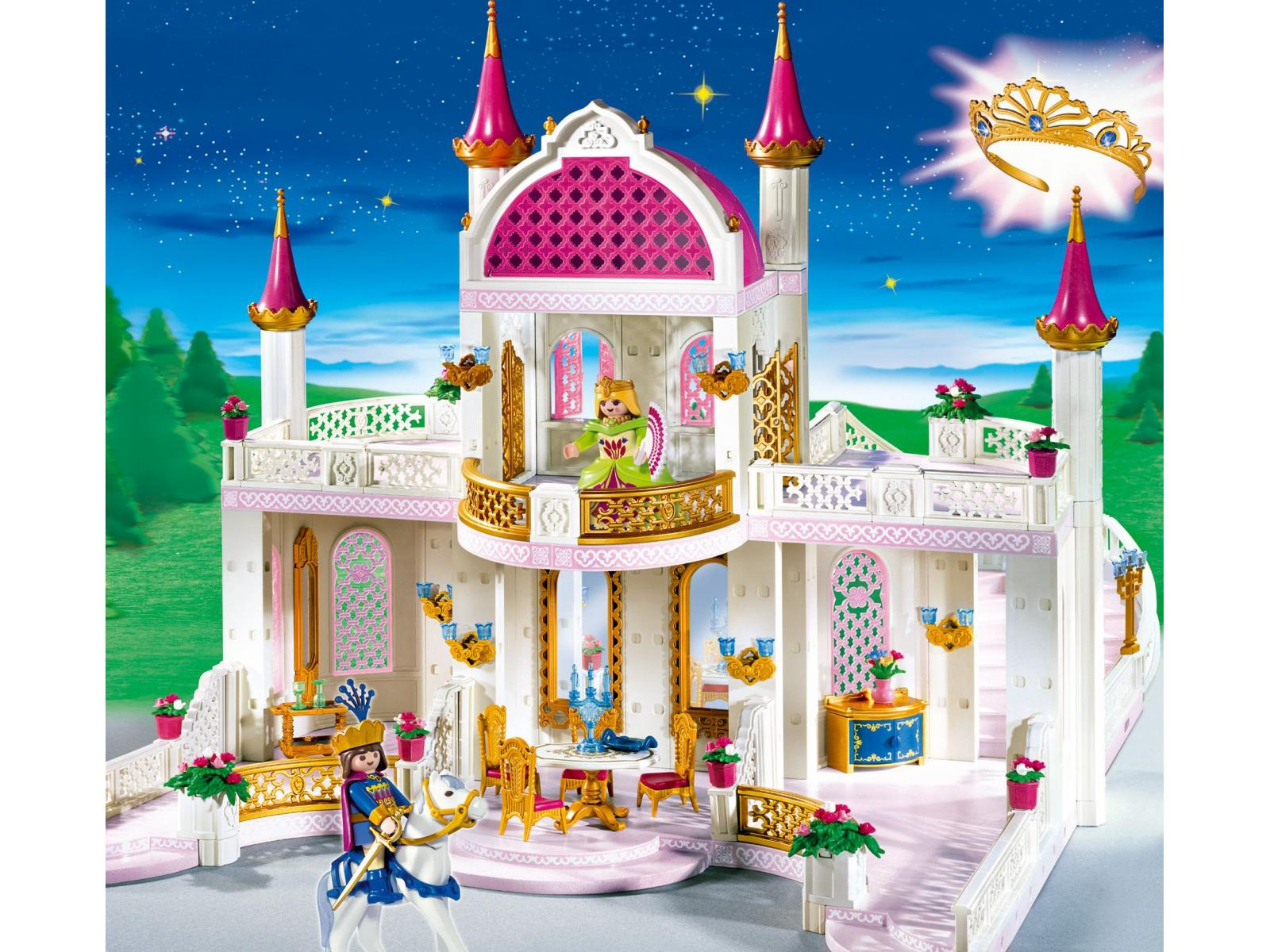 Best chateaux playmobil princesse pictures design trends 2017 for Playmobil chambre princesse