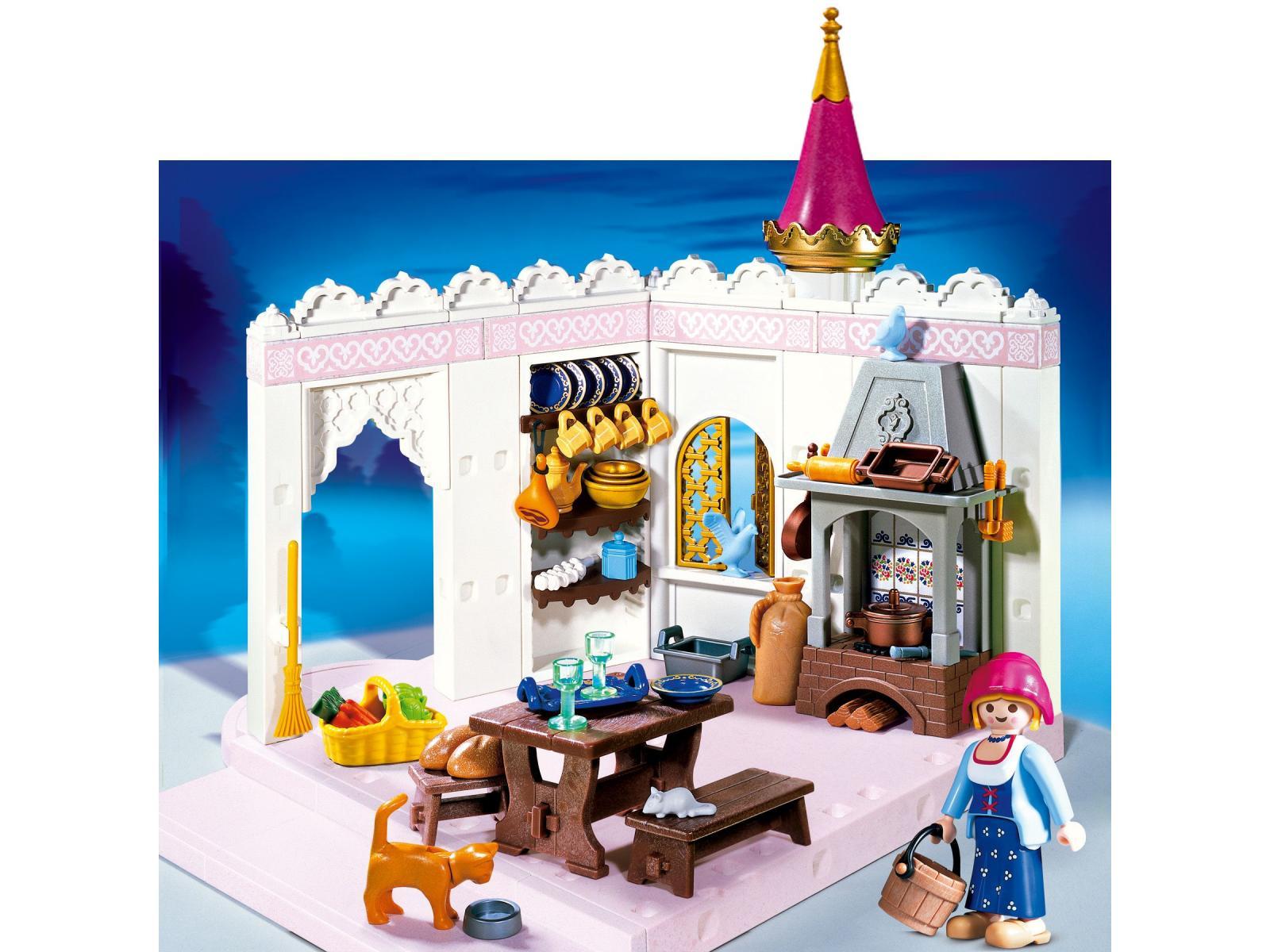 Playmobil Fra Château De Princesse Happy Marrige