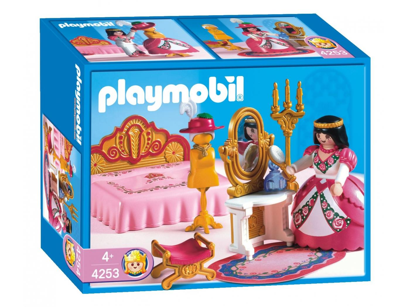 Playmobil princesse chambre for Chambre princesse playmobil