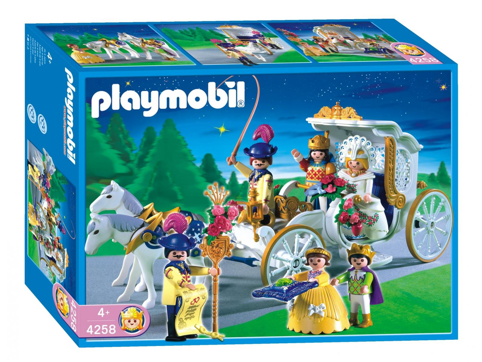 Chambre princesse playmobil mobilier d coration for Chambre princesse playmobil