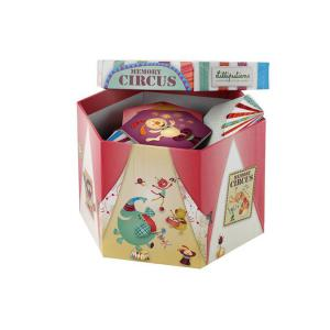 Lilliputiens - 86427 - Mémo circus (206956)