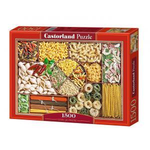 Castorland - 151158 - Puzzle 1500 pièces - Viva la Pasta! (207158)