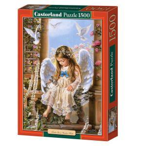 Castorland - 151165 - Puzzle 1500 pièces - Amour Tendre, Sandra Kuck (207160)