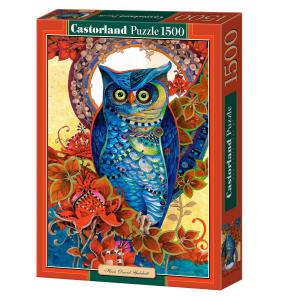 Castorland - 151110 - Puzzle 1500 pièces - L'Hululemeny, David Dalchutt (207168)