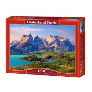 Castorland - 150953 - Puzzle 1500 pièces - Torres del Paine, Patagonia, Chile (207198)