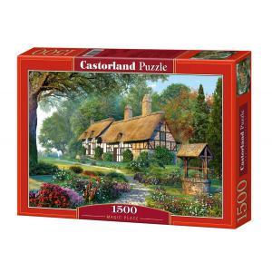 Castorland - 150915 - Puzzle 1500 pièces - La Place Magique (207208)