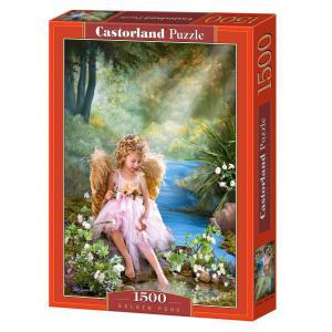 Castorland - 150908 - Puzzle 1500 pièces - L'étang Doré (207210)