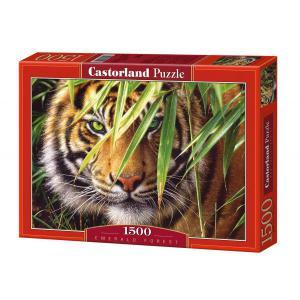 Castorland - 150816 - Puzzle 1500 pièces - Forêt Emerald (207222)