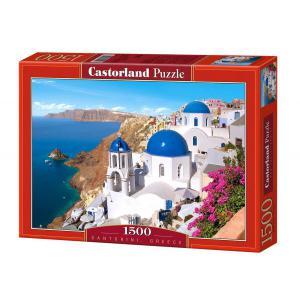 Castorland - 150663 - Puzzle 1500 pièces - Santorini, Grèce (207238)