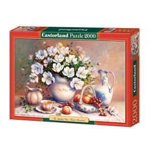 Castorland - 200474 - Puzzle 2000 pièces - The Guilded Vase, Trisha Hardwick (207252)