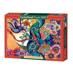 Castorland - 300334 - Puzzle 3000 pièces - The Jaunty Spring, David Galchutt (207294)