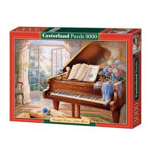 Castorland - 300310 - Puzzle 3000 pièces - Sunlight Sonata, Judy Gibson (207298)