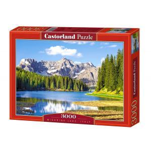 Castorland - 300198 - Puzzle 3000 pièces - Lac Misurina, Italie (207322)