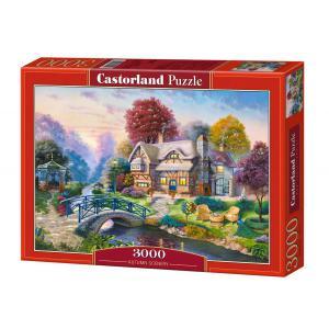 Castorland - 300181 - Puzzle 3000 pièces - Scène d'automne (207324)