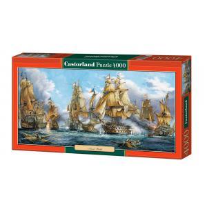 Castorland - 400102 - Puzzle 4000 pièces - Bataille Navale (207332)