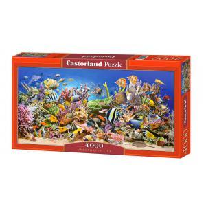 Castorland - 400089 - Puzzle 4000 pièces - Vie sous-marine (207336)