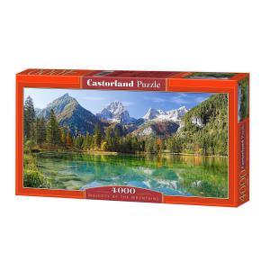 Castorland - 400065 - Puzzle 4000 pièces - Majesté des Montagnes (207340)