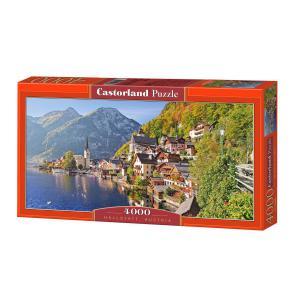 Castorland - 400041 - Puzzle 4000 pièces - Hallstatt, Austria (207344)